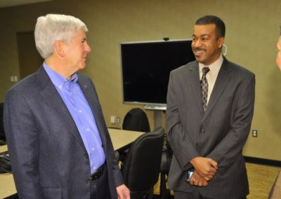 Meeting with Gov Snyder2